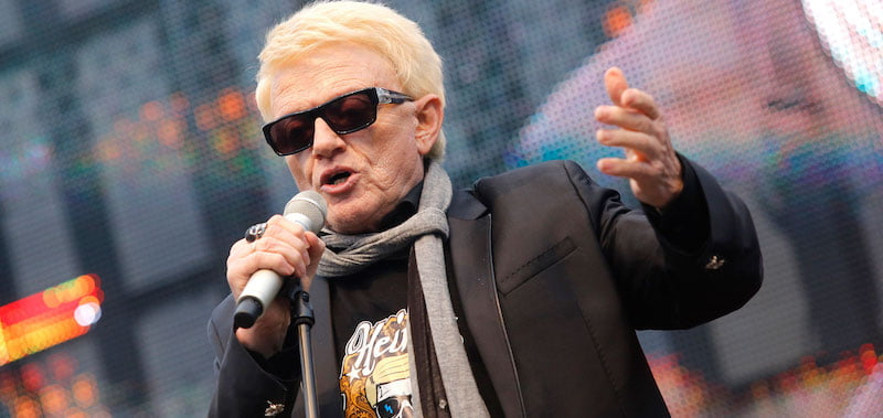Mewes-repped Heino is one of Germany's best-known public figures