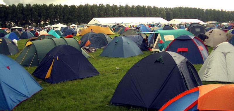 Green organisations urge festival tent tax