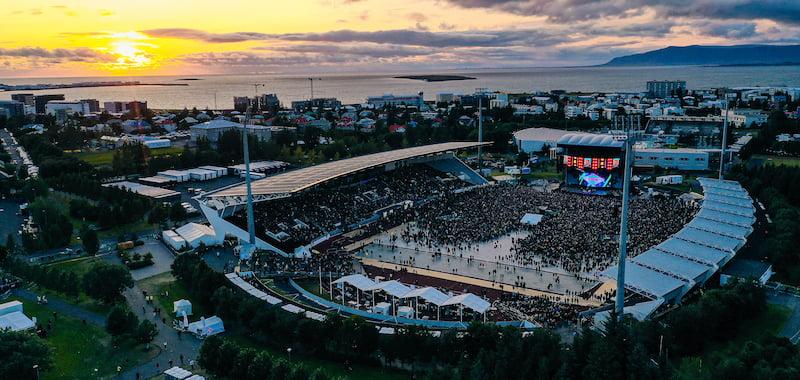 Ed Sheeran Iceland shows break more records