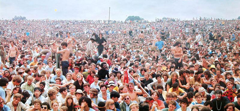 Woodstock 50 was intended to be a 50th-anniversary celebration of the original 1969 event