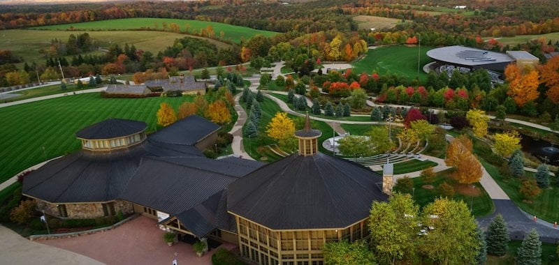 Woodstock anniversary at Bethel Woods Center for the Arts