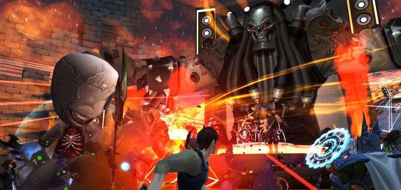 Korn to play in-game battle concert