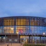 Kigali Arena opens in Rwanda