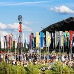 The January test events will include an open-air festival at the Lowlands festival site
