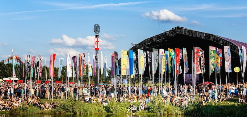 The festival tests will take place at Biddinghuizen, home to Lowlands and Defqon.1