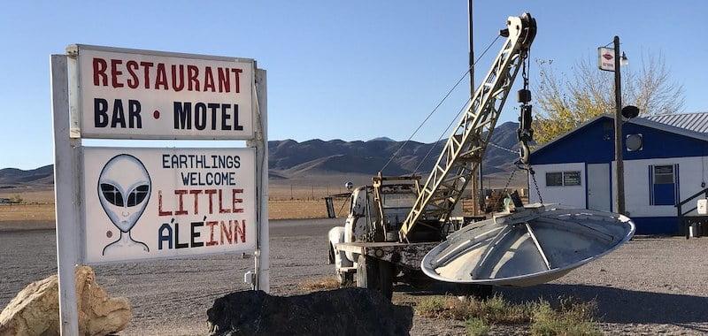 Alienstock organiser cancels Area 51 event