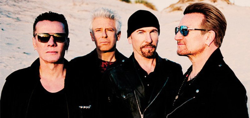 U2 to play first show in India