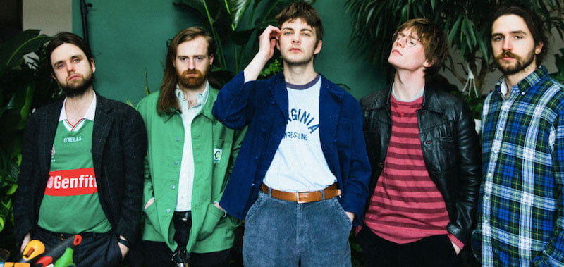 Despite several cancellations, Fontaines DC end the summer as the most-booked Etep 2019 band
