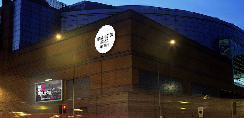 UWS marks anniversary of Manchester arena attack