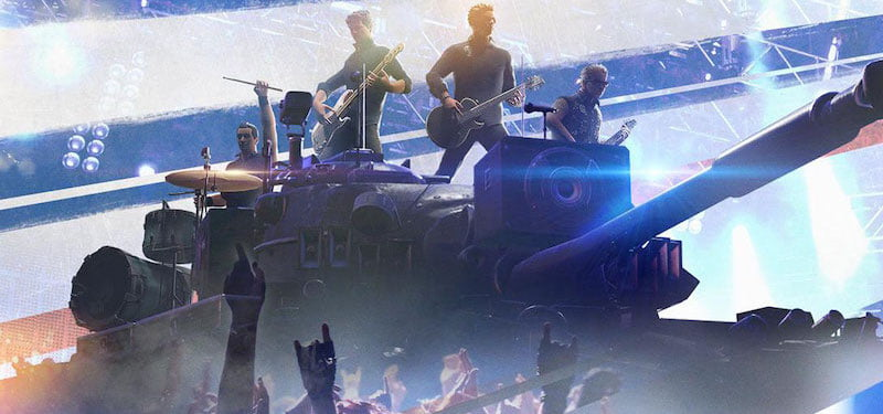 The Offspring in World of Tanks