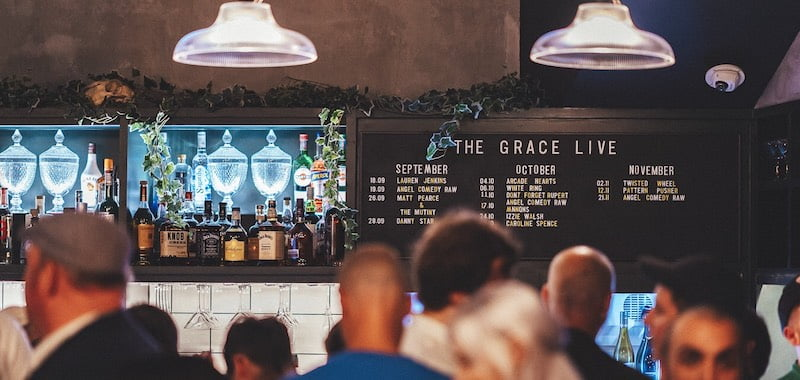 DHP Family opens new London venue the Grace