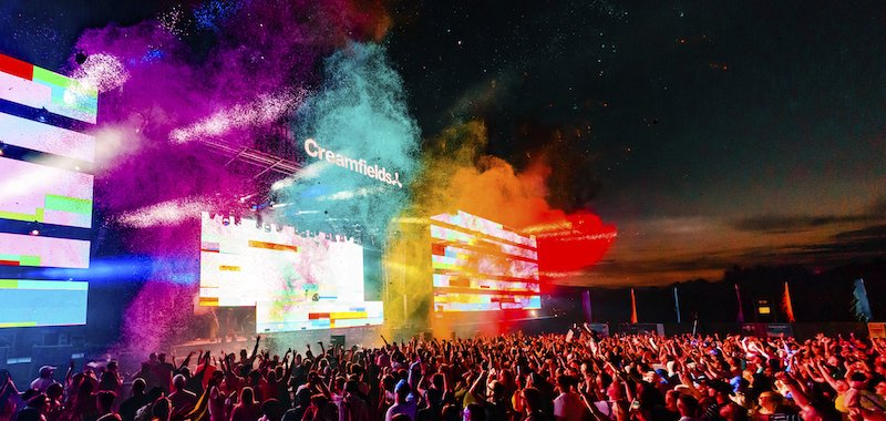 Creamfields invests £2m in festival site