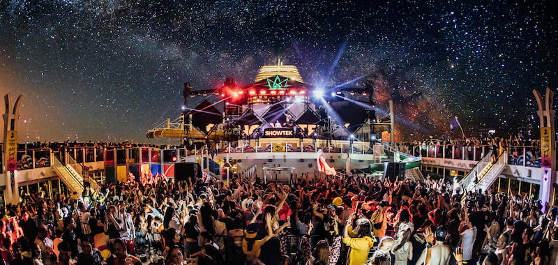 It's the Ship festival to set sail from Korea