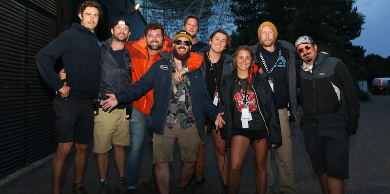 The PlayPass team at Bluedot