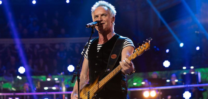 Sting, Royal Albert Hall, 2018