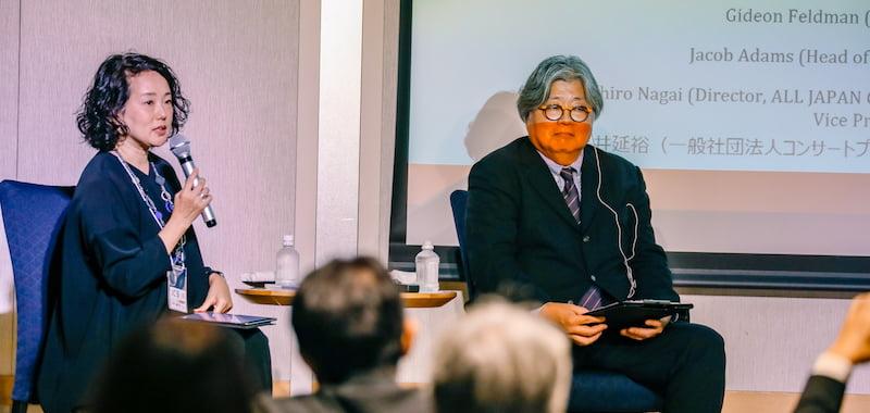 Japanese live biz focuses on accessibility