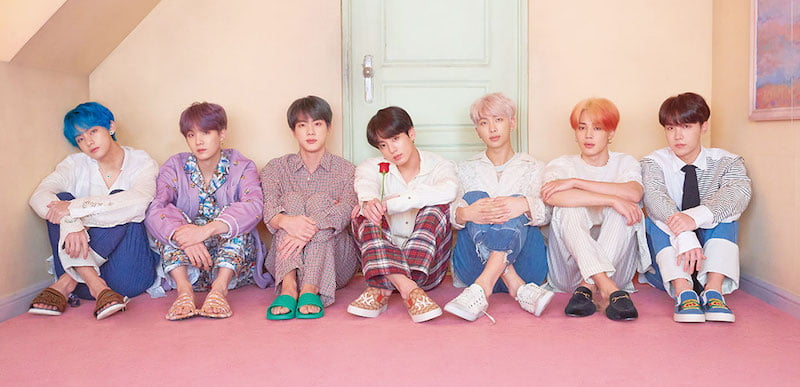 Big Hit Entertainment represents K-pop powerhouse BTS