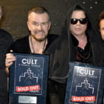 The Cult and team at the Eventim Apollo