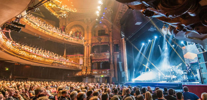 LW Theatres' London Palladium