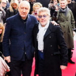 The Who at the Music Walk of Fame (MWOF) launch