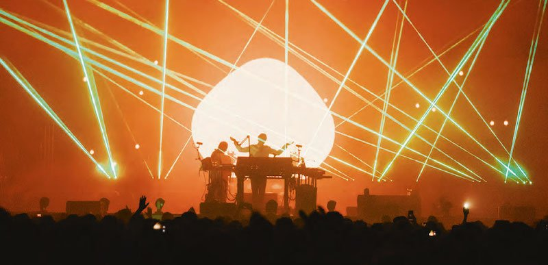 Underworld were one of the main acts at this year's Sónar Barcelona