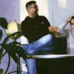 Five Vectors co-founders Wasae Imran (left) and Andres Lauer