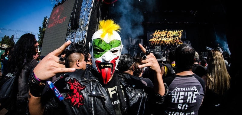 """Promoter reacts to Knotfest Mexico """"chaos"""""""
