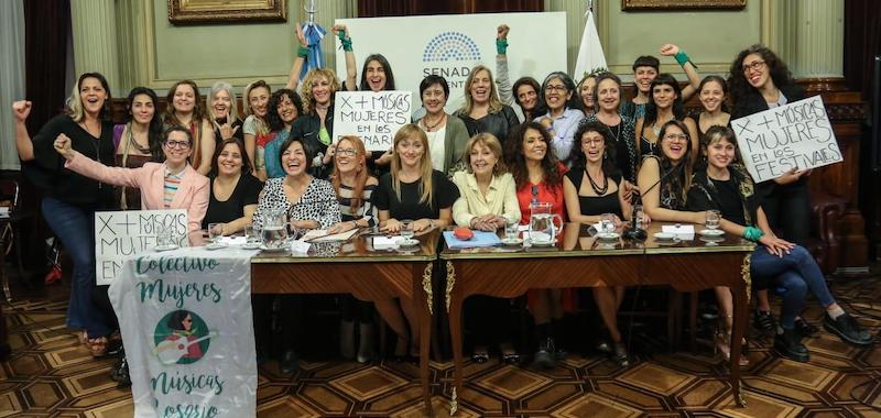 Argentinian law to up female representation in live