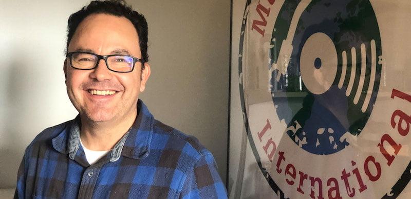 Gunter Schroder leads Music Works International (MWI)'s domestic business