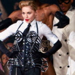 Madonna's MDNA tour was the highest grossing of 2012