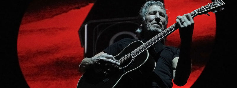 Roger Waters's The Wall tour was the third most lucrative of 2012