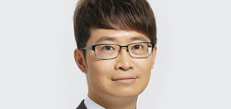 Tencent Music CEO Cussion Pang