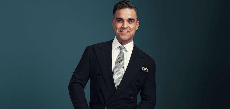 Prior to World Tour, Robbie Williams last hit the road for 2017–18's Heavy Entertainment Show stadium tour