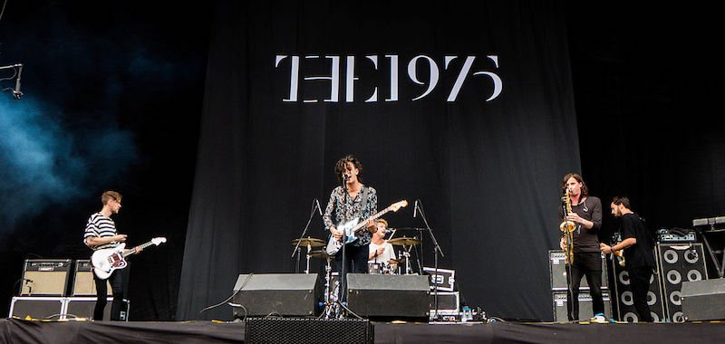 Environment takes centre stage at major UK events: the 1975, Massive Attack