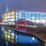 Utilita Arena Birmingham takes up its new name on 15 April