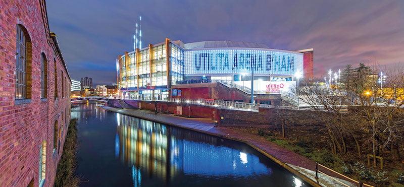 Utilita Arena Birmingham takes up its new name on 15 April