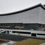 Tokyo unveils new 15,000-seat Ariake Arena