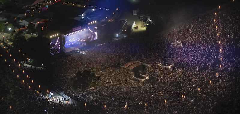 Splendour in the Grass sells record 50k tickets to 20th anniversary event