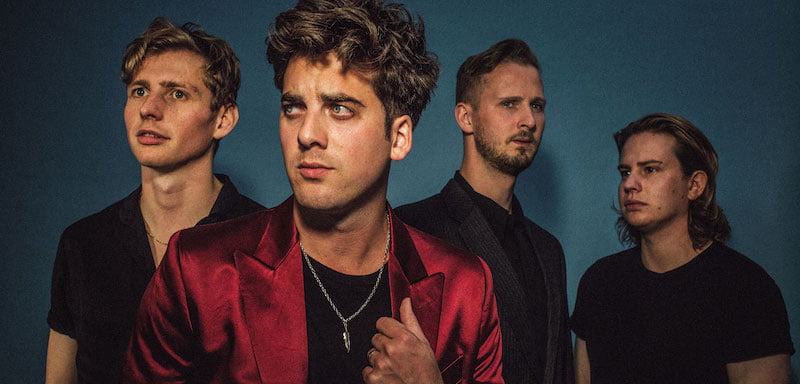 Primary-repped Circa Waves will play the first Deezer Live show