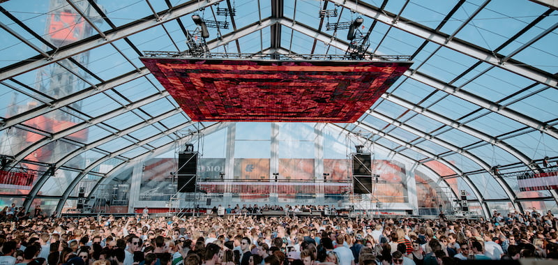 DGTL is among the Dutch festivals that have rescheduled for September