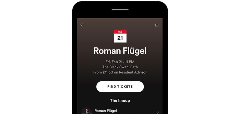 Spotify makes latest move in live with Resident Advisor deal