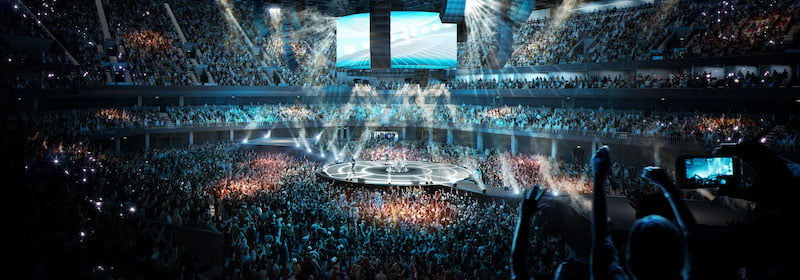 "The venue will have an interior bowl that ""brings artists and fans closer together than ever before"""