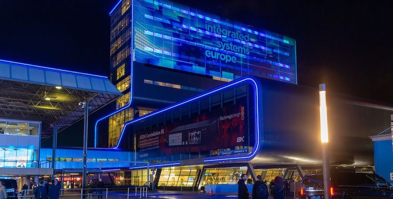 2020 was ISE's final year at the RAI Amsterdam
