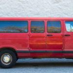 Foo Fighters The Van tour