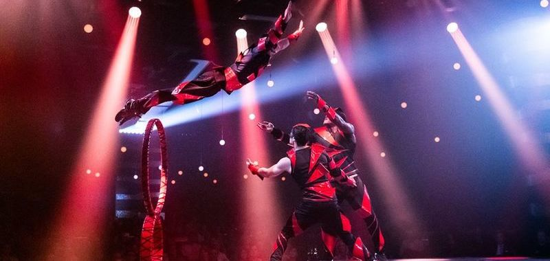 Cirque du Soleil announces mass layoffs due to Covid-19
