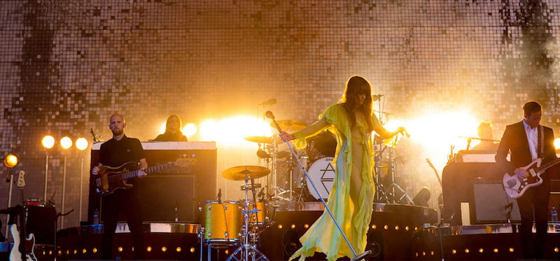 Florence and the Machine at BottleRock 2019