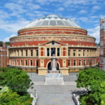 Royal Albert Hall by J. Collinridge
