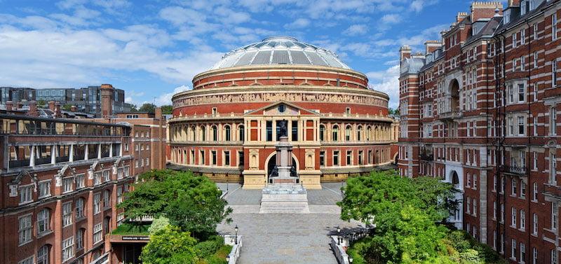 Royal Albert Hall by J. Collinridge