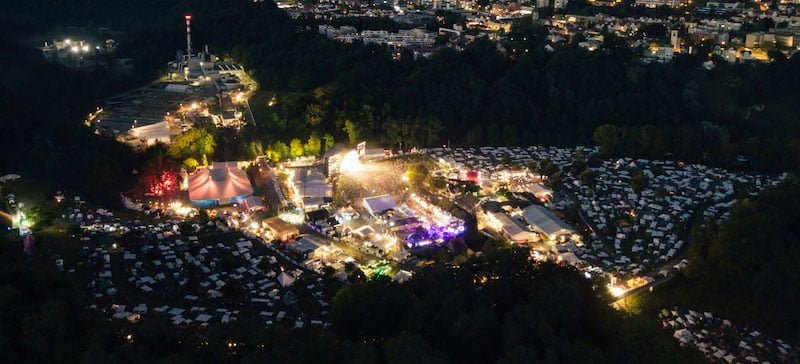 OpenAir St Gallen, Switzerland