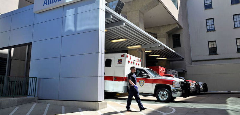 "#FirstRespondersFirst: First responders such as paramedics are in ""urgent need"""